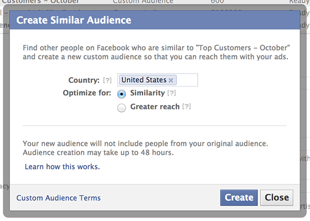 Lookalike Audiences: a nova ferramenta de targeting do Facebook