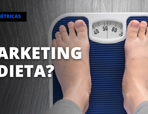 Marketing Sem Métricas = Dieta Sem Balança